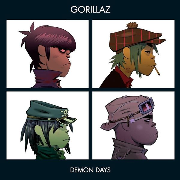 Gorillaz - Demon Days (2 Lp, 180 Gr) (уценённый Товар)
