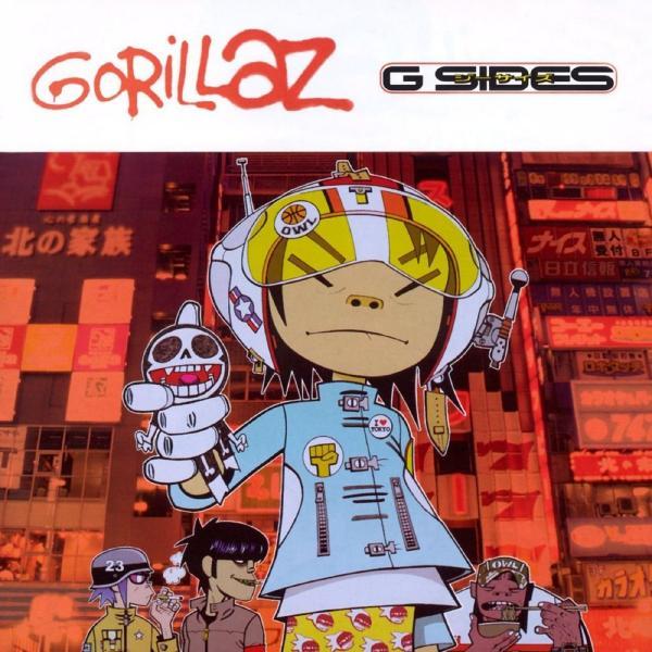 Gorillaz - G-sides (180 Gr) (уценённый Товар)