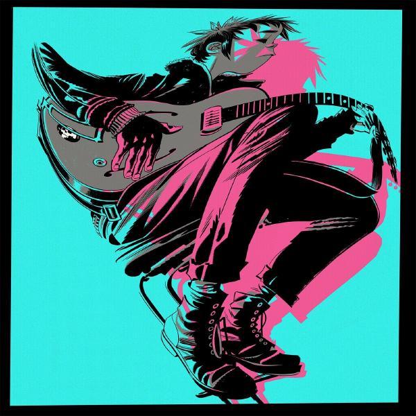 Gorillaz - The Now (180 Gr, Colour)