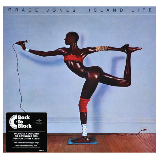 Grace Jones Grace Jones - Island Life grace jones grace jones warm leatherette 4 lp