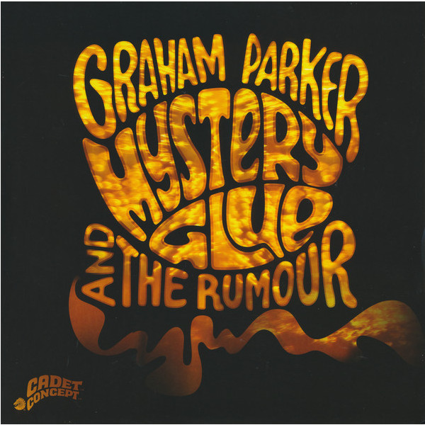 Graham Parker - Mystery Glue