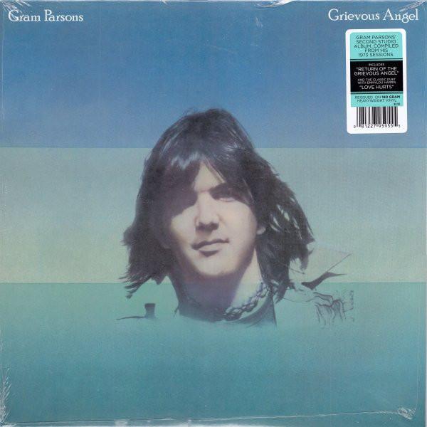 Gram Parsons Gram Parsons - Grievous Angel (180 Gr)