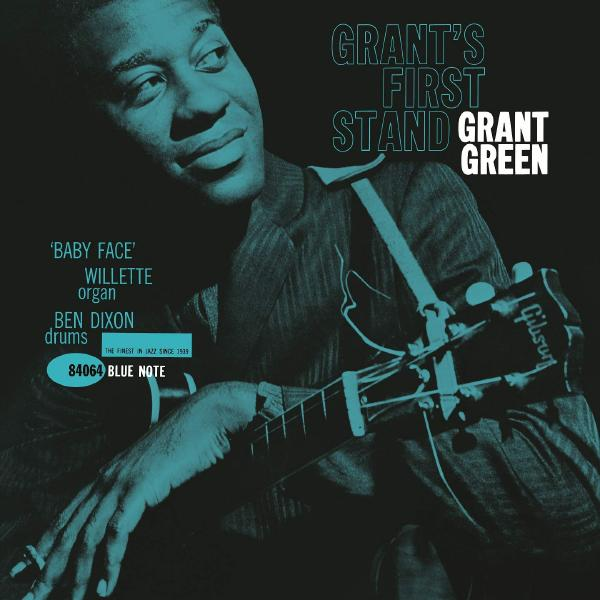 Grant Green - Grants First Stand