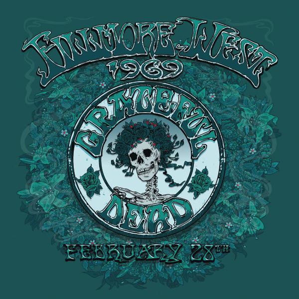 Grateful Dead Grateful Dead - Fillmore West, San Francisco, Ca 2/28/69 (5 Lp, 180 Gr)