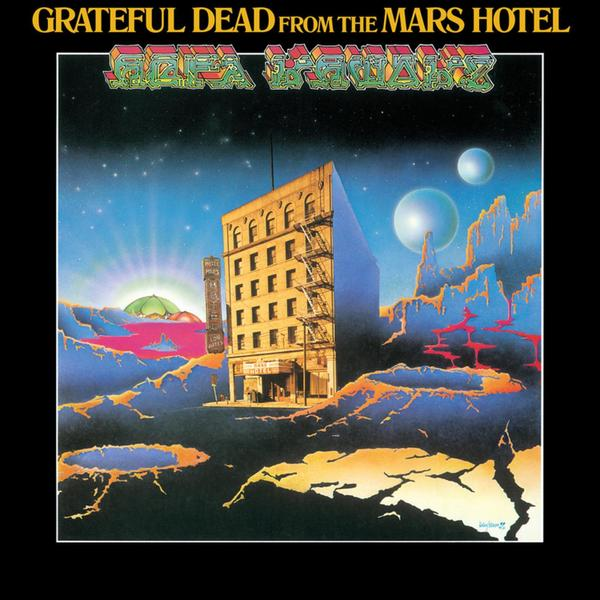 Grateful Dead Grateful Dead - Grateful Dead From The Mars Hotel the grateful dead grateful dead the best of the grateful dead 2 lp
