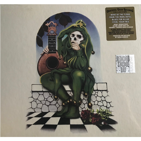 Grateful Dead Grateful Dead - Grateful Dead Records Collection (5 LP) dead famous