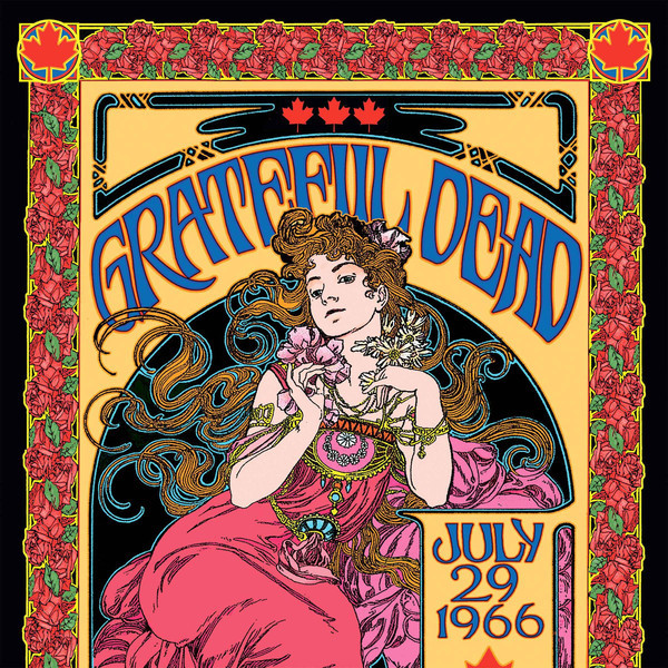 Grateful Dead Grateful Dead - P.n.e. Garden Auditorium, Vancouver, British Columbia, Canada, 7/29/66 (2 LP) grateful dead grateful dead wake up to find out nassau coliseum uniondale ny 3 29 90 5 lp