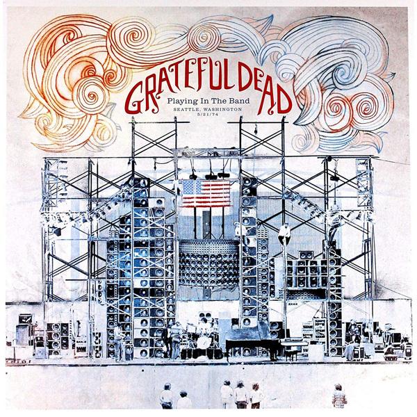 лучшая цена Grateful Dead Grateful Dead - Playing In The Band, Seattle, Wa 5/21/74 (180 Gr)