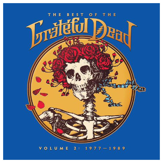 Grateful Dead Grateful Dead - The Best Of The Grateful Dead Vol. 2: 1977-1989 (2 LP) touch of dead