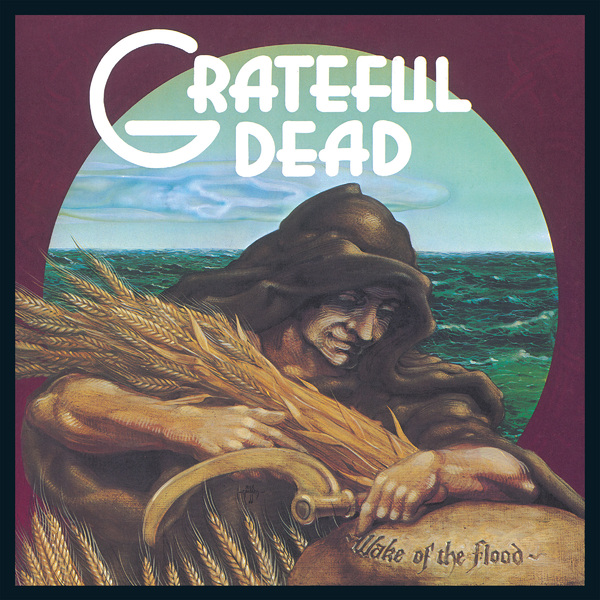 Grateful Dead Grateful Dead - Wake Of The Flood the place of dead roads