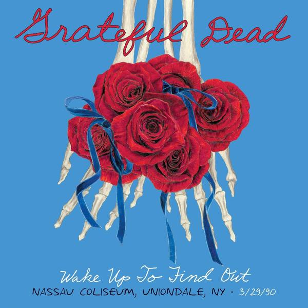 Grateful Dead Grateful Dead - Wake Up To Find Out: Nassau Coliseum, Uniondale Ny 3/29/90 (5 LP) футболка up dead up shark серый меланж m