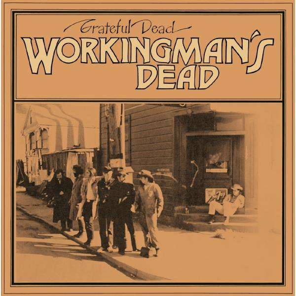 Grateful Dead - Workingmans (50th Anniverary, 180 Gr)