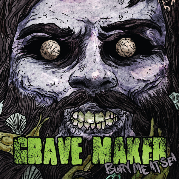 Grave Maker Grave Maker - Bury Me At Sea утюг willmark si 2223crp fuchsia