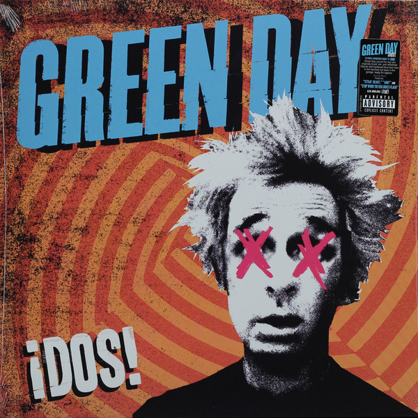 Green Day Green Day - Dos green day green day on the radio 2 lp