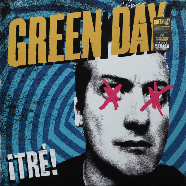 Green Day Green Day - Tre green day