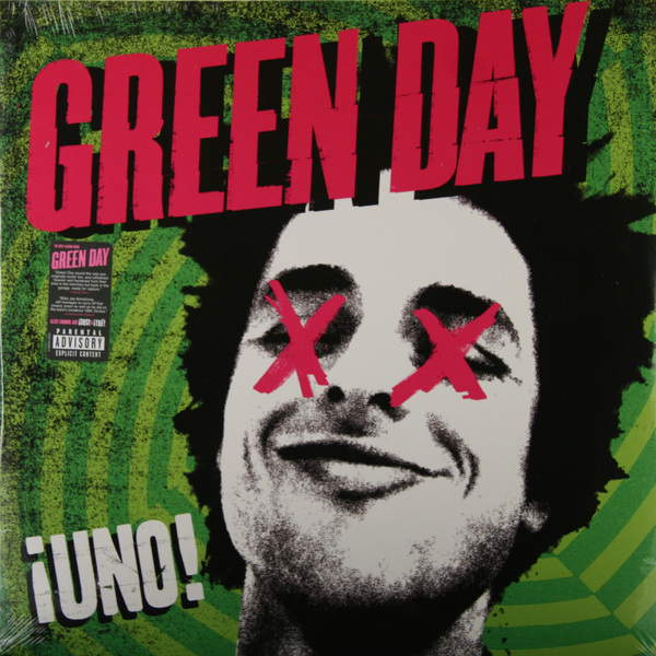 Green Day Green Day - Uno green day green day awesome as fuck cd dvd