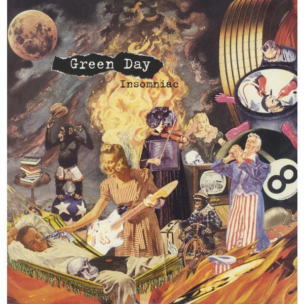 Green Day - Insomniac (25th Anniversary, 2 LP)