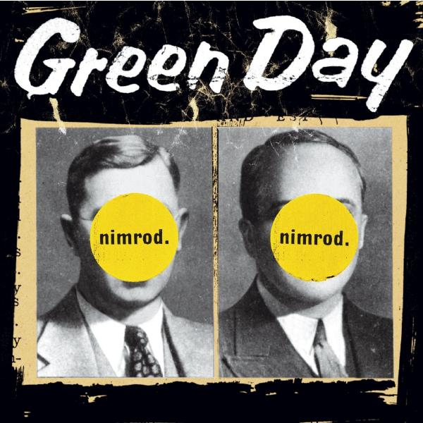 Green Day - Nimrod (20th Anniversary) (colour, 2 LP)