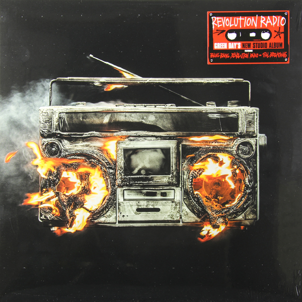 Green Day Green Day - Revolution Radio green day green day on the radio 2 lp