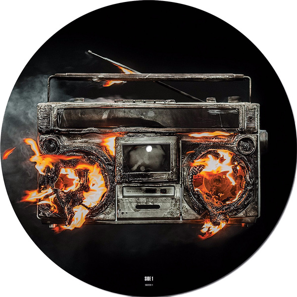 Green Day Green Day - Revolution Radio (picture Disc) цены онлайн