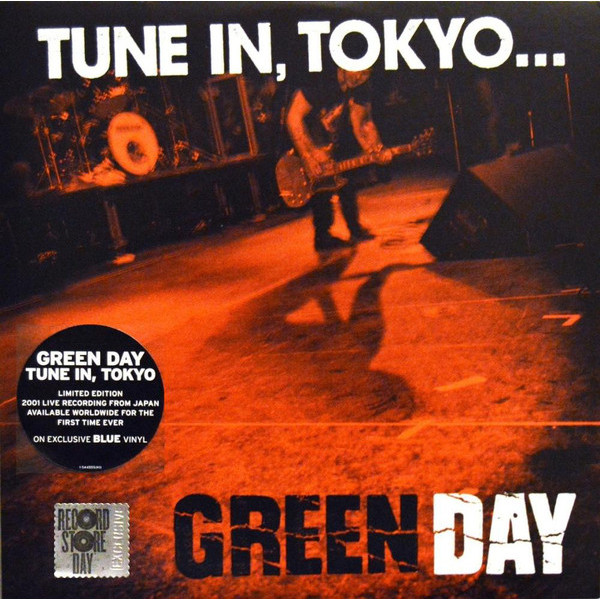 Green Day Green Day - Tune In, Tokyo… green day green day awesome as fuck cd dvd
