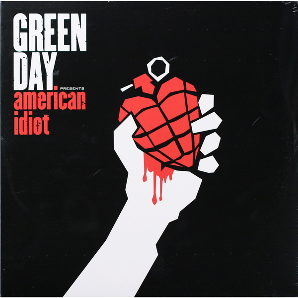 Green Day Green Day - American Idiot (2 LP) green day green day on the radio 2 lp