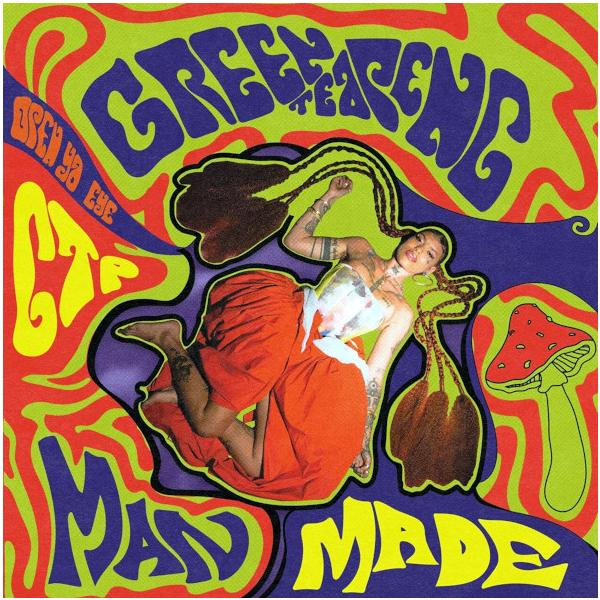 Greentea Peng - Man Made (2 LP)
