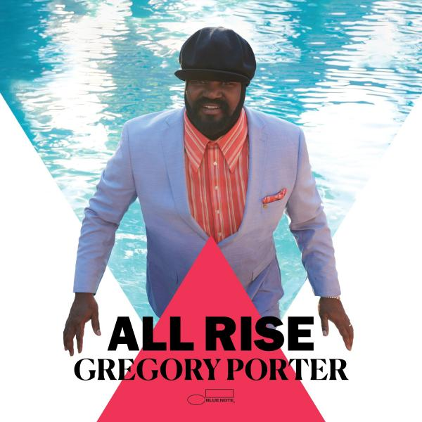 Gregory Porter - All Rise (colour, 2 LP)