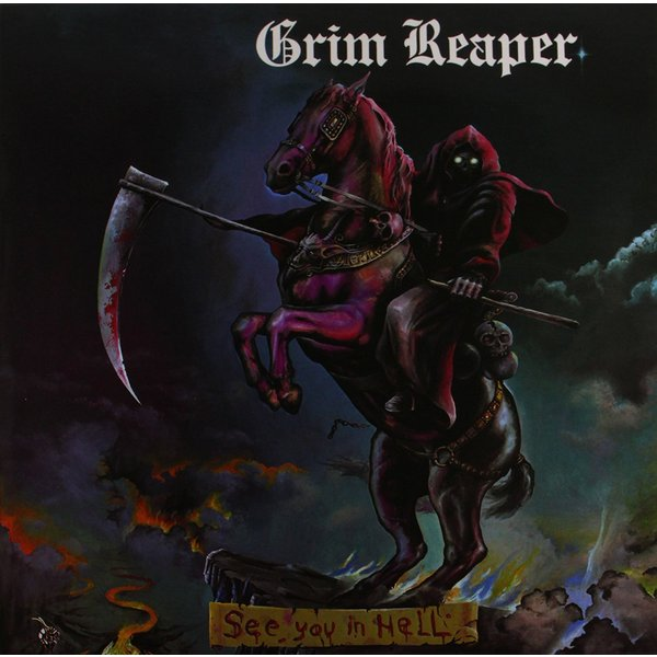 Grim Reaper Grim Reaper - See You In Hell (180 Gr) i see you