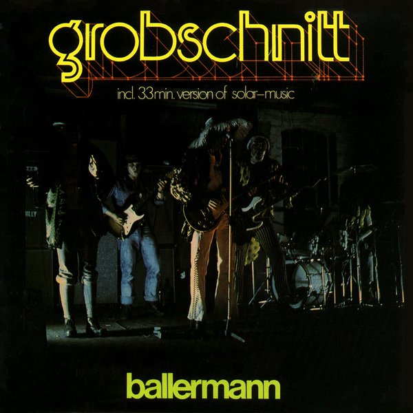 Grobschnitt Grobschnitt - Ballermann (2 LP) grobschnitt grobschnitt illegal 2 lp
