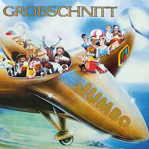 Grobschnitt - Jumbo (english) (2 LP)