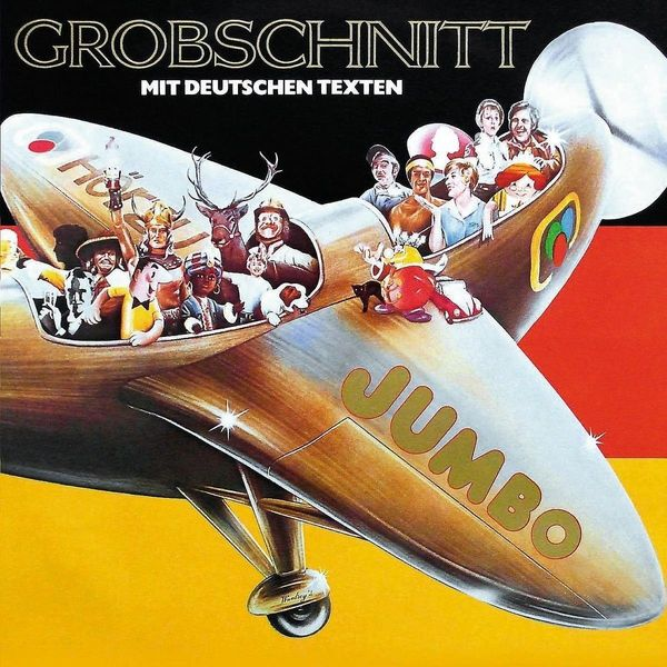 Grobschnitt Grobschnitt - Jumbo (german) (2 LP) grobschnitt grobschnitt illegal 2 lp