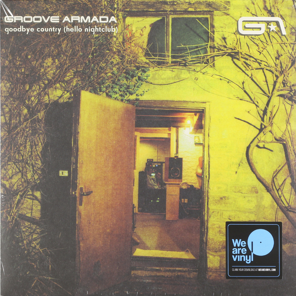 Groove Armada Groove Armada - Goodbye Country (hello Nightclub) (3 LP)