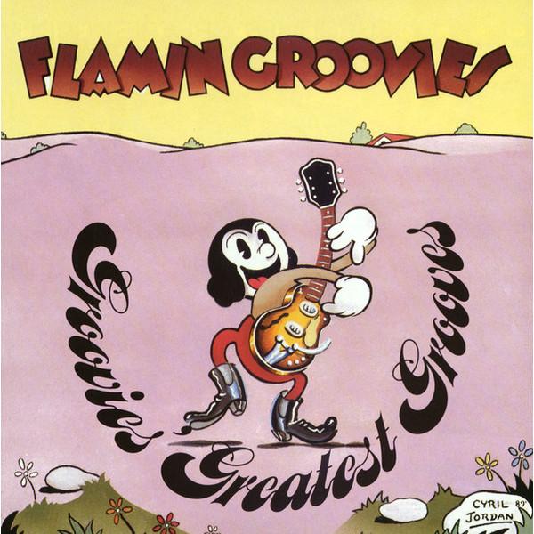 цена Flamin' Groovies Flamin' Groovies - Groovies Greatest Grooves (2 LP)
