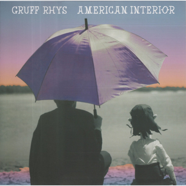 Gruff Rhys Gruff Rhys - American Interior (lp + Cd)