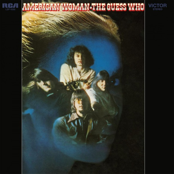 цена на Guess Who Guess Who - American Woman