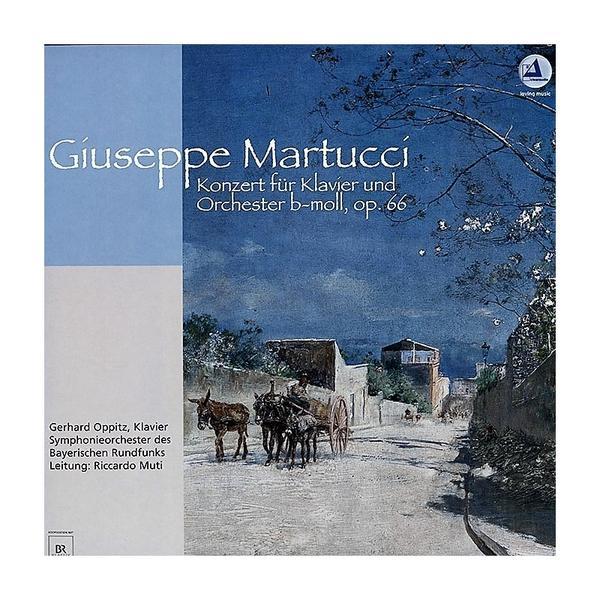 Guiseppe Martucci - Konzert Fur Klavier Und Orchester B-moll, Op. 66