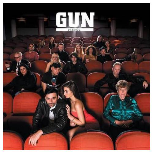 GUN GUN - Frantic 25mm gun rail mount 2 pack
