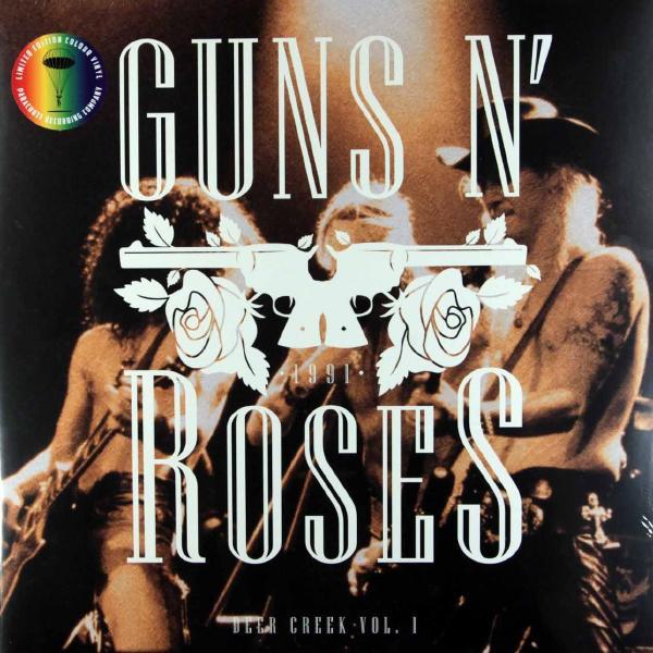 guns n roses hollywood rose roots of guns n roses lp Guns N' Roses Guns N' Roses - Deer Creek 1991 Vol.1 (2 Lp, Colour)