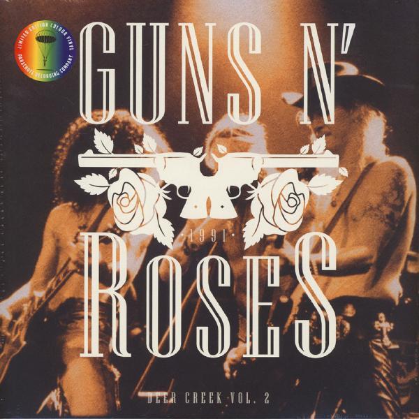 guns n roses hollywood rose roots of guns n roses lp Guns N' Roses Guns N' Roses - Deer Creek 1991 Vol.2 (2 Lp, Colour)