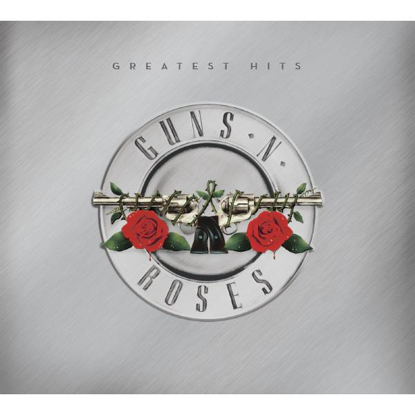 Guns N Roses - Greatest Hits (limited, Colour, 2 LP)