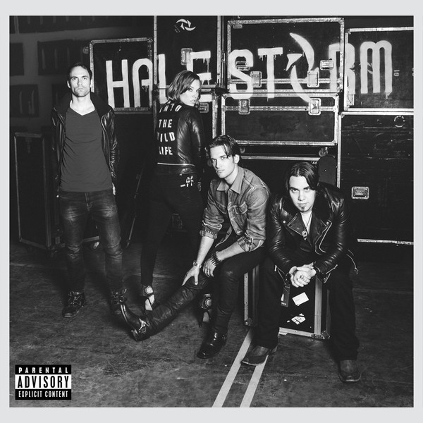 Halestorm Halestorm - Into The Wild Life (2 Lp+cd) цена 2017