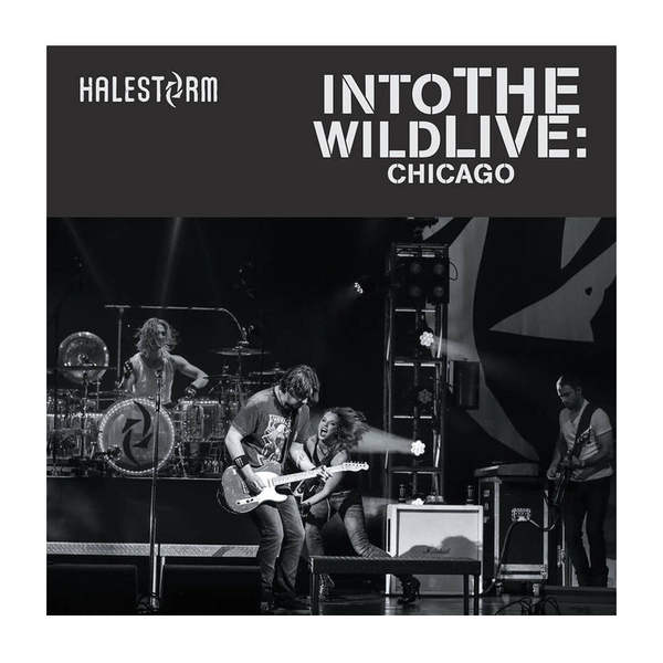 Halestorm Halestorm - Into The Wild Live: Chicago (10 )