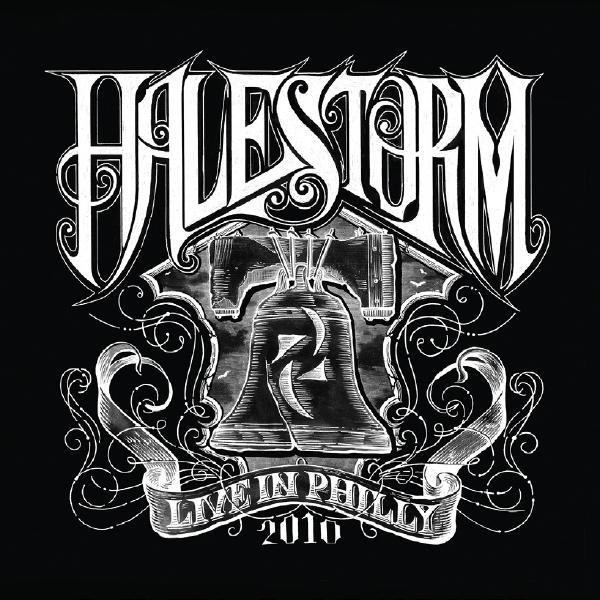 Halestorm - Live In Philly 2010 (colour, 2 LP)