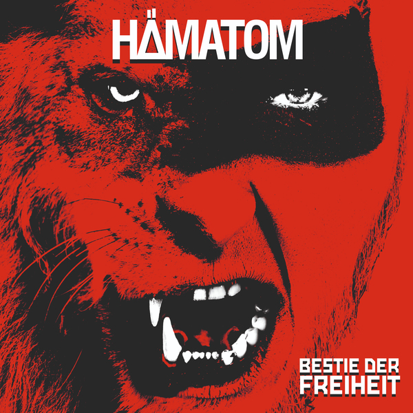 Hamatom Hamatom - Bestie Der Freiheit (2 Lp+cd, Colour) gza gza liquid swords 2 lp colour