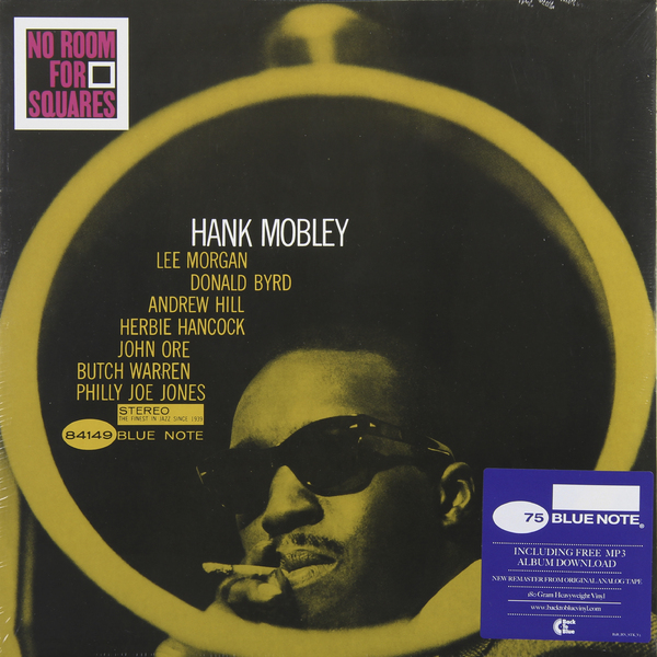 Hank Mobley Hank Mobley - No Room For Squares (180 Gr) hank mobley no room for squares lp