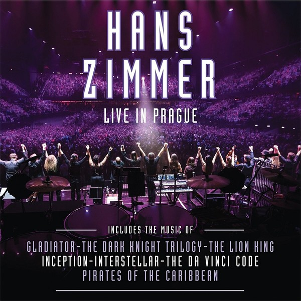 Hans Zimmer Hans Zimmer - Live In Prague (4 LP) набор инструмента hans 6616m