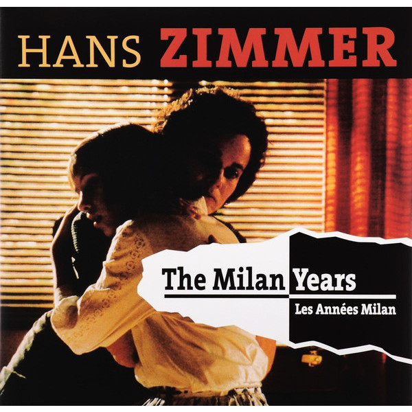 Hans Zimmer Hans Zimmer - The Milan Years (2 LP)