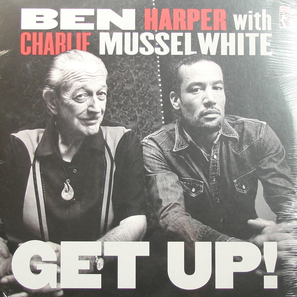 Ben Harper Ben Harper - Get Up ben harper ben harper get up