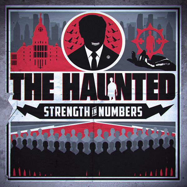 Haunted Haunted - Strength In Numbers (180 Gr) тостер smeg tsf 02 pgeu зелёный